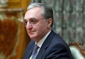 وزیر خارجه ارمنستان وارد مسکو شد