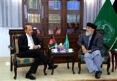 سفیر پاکستان: با حکمتیار درباره «منافع مشترک» گفتوگو کردیم