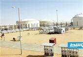 برچیده شدن موانع شبه نظامیان از بزرگترین میدان نفتی لیبی