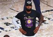 لیگ NBA| رکوردهای جیمز پس از چهارمین قهرمانی لیگ + عکس