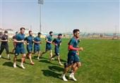 گزارش تمرین پرسپولیس| صحبتهای گلمحمدی با بازیکنان