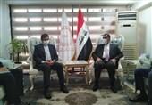 جزئیات دیدار همتی با رئیس کل بانک مرکزی عراق/ تأکید برحل مسائل بانکی ایران