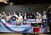 Gaza Stands in Support of Palestinian Hunger Striker Al-Akhras