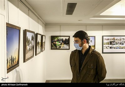 نمایشگاه عکس (عطش وصل)