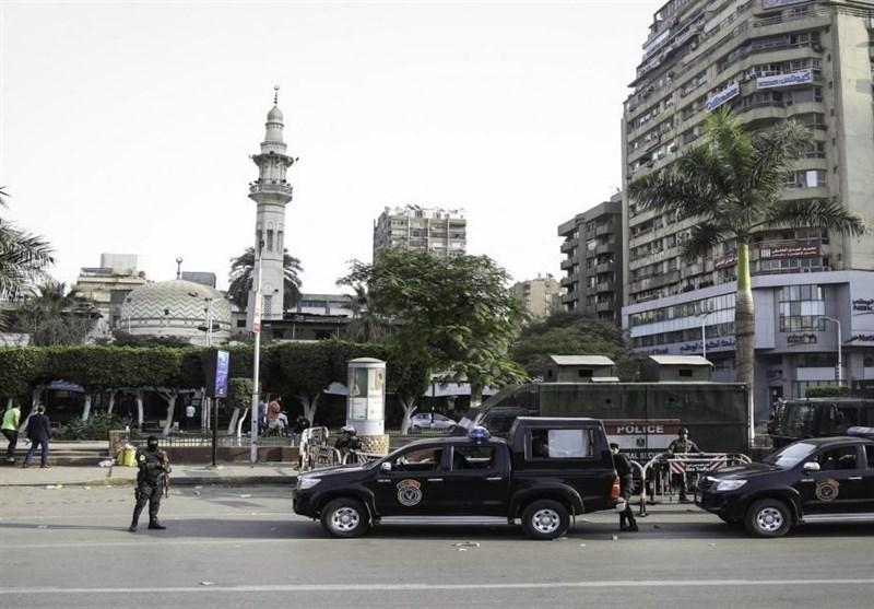 تخلیه مجتمع قضایی در مصر با خبر بمبگذاری