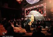 3 شب عاشقی هیئات استان کرمان زیر خیمه خورشید به روایت تصاویر
