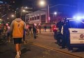 76 هوادار تیم بسکتبال لیکرز بازداشت شدند