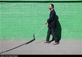 14 درصد جامعه معلولان خراسان جنوبی را نابینایان تشکیل میدهند