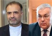 سفیر ایران با معاون لاوروف درباره تحولات خاورمیانه گفتوگو کردند