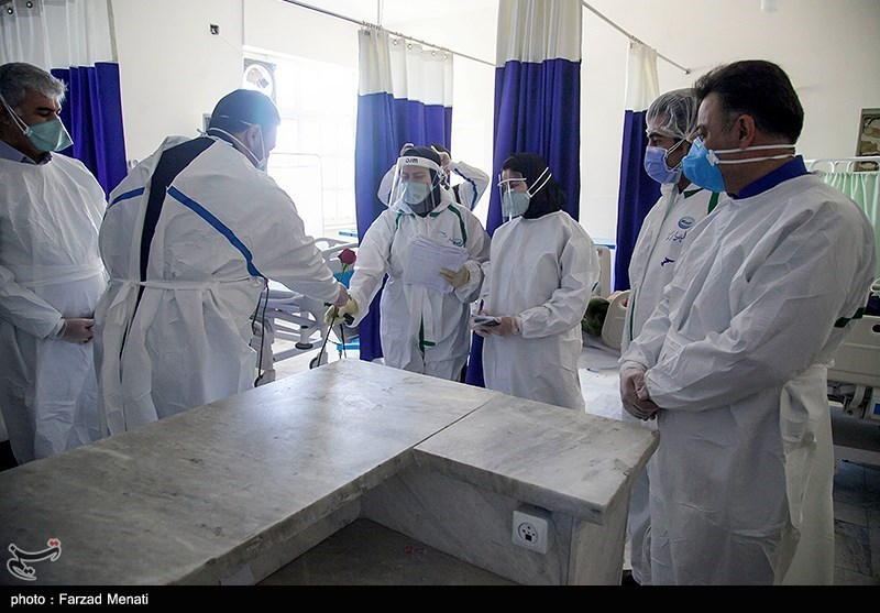Coronavirus Cases in Iran Surpass 530,000