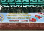 رزمایش نیروهای حافظ صلح سازمان پیمان امنیت جمعی در بلاروس