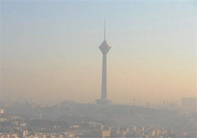 """هوای بیش از ۷ شهر در شرایط """"پاک""""/ هوای تهران همچنان در شرایط """"ناسالم"""""""