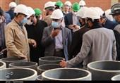 نماینده مردم کرمان و راور در مجلس: مرحله آزمایشی فعالیت کوره کارخانه فولاد راور تا یک ماه آینده آغاز میشود