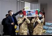 یوسف گمشده ننه رقیه به آغوشش بازگشت / قزوینیها برای استقبال از شهید زکریا شیری لحظهشماری میکنند + فیلم