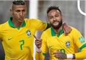 انتخابی جام جهانی 2022| پیروزی برزیل با هتتریک نیمار و شکست سنگین اروگوئه