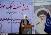 امام جمعه قزوین: استمرار کمکهای مومنانه سپاه ارزشمند است