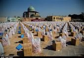 تب نهضت کمک مومنانه در قزوین همچنان داغ است؛ 20 هزار بسته معیشتی تقدیم خانوادههای آسیب دیده از ویروس کرونا شد + فیلم