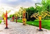 دستگاههای ورزشی پارکها طبق تقاضا و نیاز شهروندان نصب میشود