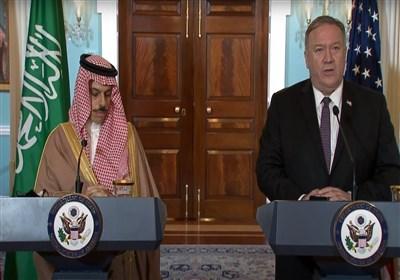 پامپئو: ایران امنیت عربستان سعودی را به خطر میاندازد