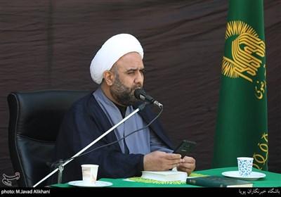 """وصف امام صادق (ع) درباره ضربت امیرالمؤمنین به """"عمر بن عَبدُوَد"""""""