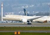 ذوقزدگی صهونیستها از پرواز اولین هواپیمای مسافربری امارات بر فراز اراضی اشغالی