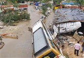 سیل در هند 31 نفر دیگر را نیز به کام مرگ کشاند