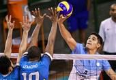 ملیپوش والیبال آرژانتین به عربستان رفت