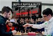 لغو مسابقات شطرنج سریع و برقآسای قهرمانی جهان