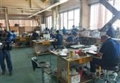 بازدید خبرنگاران ایلامی از واحدهای صنعتی به روایت تصاویر
