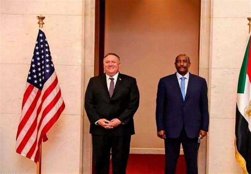 آی24: سودان تحت فشار آمریکا تصمیم به آغاز روند عادیسازی روابط با اسرائیل را دارد