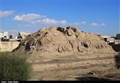 «میمون قلعه» قزوین به روایت تصاویر