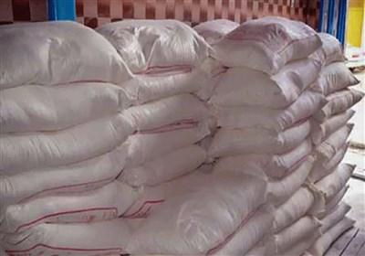 تهران| کشف ۱۶۰۰ کیسه آرد احتکار شده