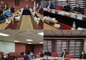 جلسه 3 ساعته گلمحمدی، پیروانی و حسینی با وزیر ورزش