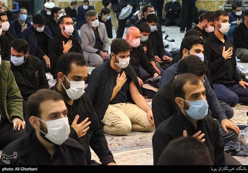 مراسم عزاداری 28 صفر در اردبیل برگزار شد