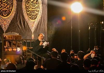 مداحی نریمان پناهی در مراسم عزاداری شب شهادت امام حسن(ع) و رحلت پیامبر اکرم(ص)