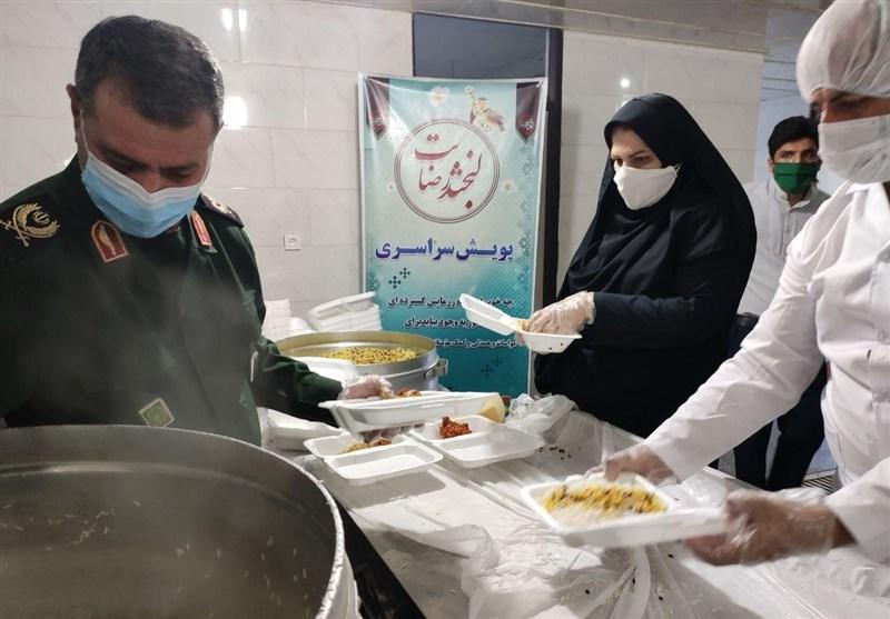 فرمانده سپاه بیتالمقدس: توزیع 40 هزار پرس غذای گرم میان نیازمندان/مرحله جدید «رزمایش مومنانه» سپاه در کردستان برگزار میشود