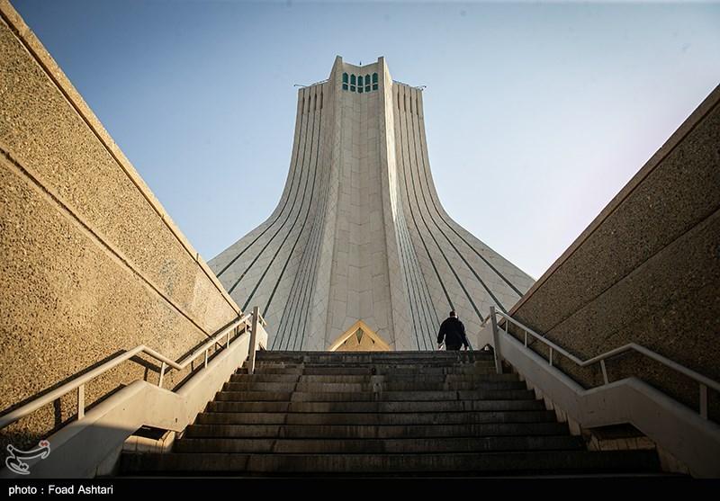 چهل و نهمین سالگرد تاسیس برج آرادی