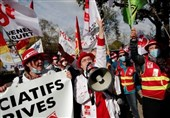 Healthcare Workers Protest in Paris for Better Working Conditions (+Video)
