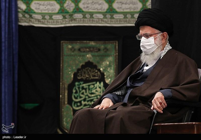 برگزاری مراسم شهادت امام رضا(ع) با حضور امام خامنهای