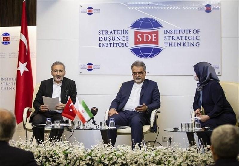 Iran's Envoy to Turkey: Karabakh Part of Azerbaijan Republic