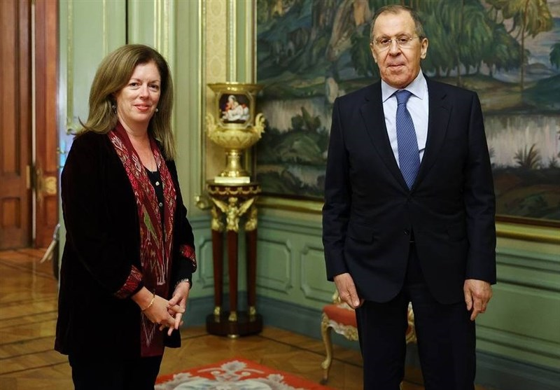 مذاکرات لاورورف با نماینده ویژه دبیرکل سازمان ملل در امور لیبی