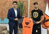 بازیکن تیم فوتبال شهر خودرو از مشهدیها جدا شد