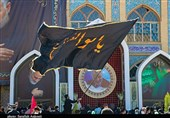 حال و هوای مزار حاج قاسم در سالروز رحلت پیامبر(ص) / پیکر شهید دفاع مقدس بعد از 37 سال به خانه بازگشت + تصویر