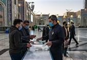 گزارش ویدئویی  تشدید تمهیدات بهداشتی در حرم مطهر رضوی /حفظ سلامت زائران برای آستان قدس رضوی اولویت دارد