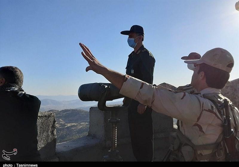 آمادگی مدافعان امنیت برای مقابله با کوچکترین تحرکات گروهکهای تروریستی / حفظ امنیت خط قرمز سپاه است + تصاویر