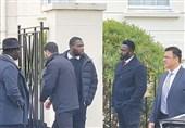 افزایش تدابیر امنیتی پیرامون اقامتگاه نواز شریف در لندن