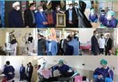 هفدهمین اردوی جهادی درمانی شرکت مس در منطقه هماشهر پاریز برگزار شد