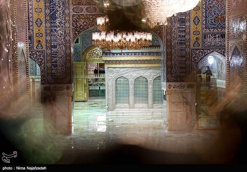 """""""صلوات خاصۀ امام رضا (ع)"""" با نوای محمود کریمی"""
