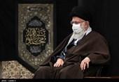 مراسم عزاداری اربعین حسینی با حضور امام خامنهای برگزار شد