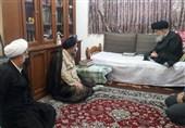 آیتالله علوی: قدردان مجاهدتهای پلیس هستیم